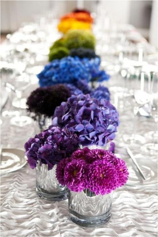 wedding-centerpiece-ideas-20 11 Tips on Mixing Antique and Modern Décor Styles