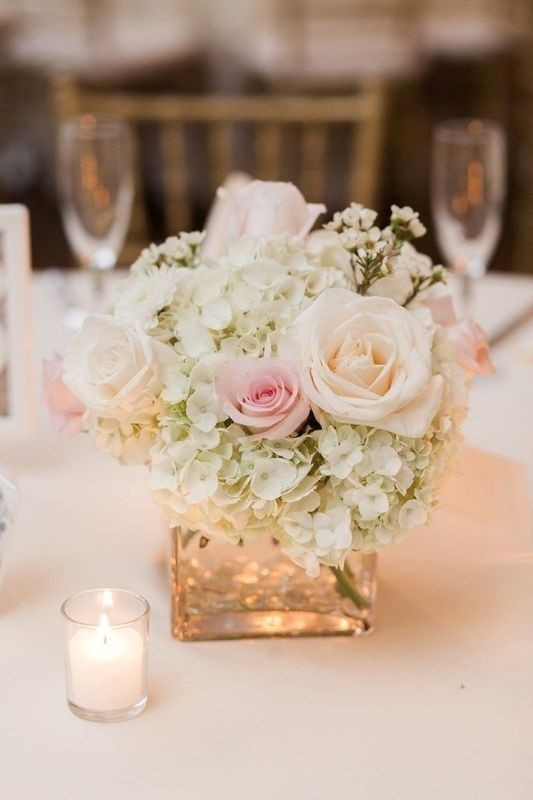wedding-centerpiece-ideas-5 11 Tips on Mixing Antique and Modern Décor Styles