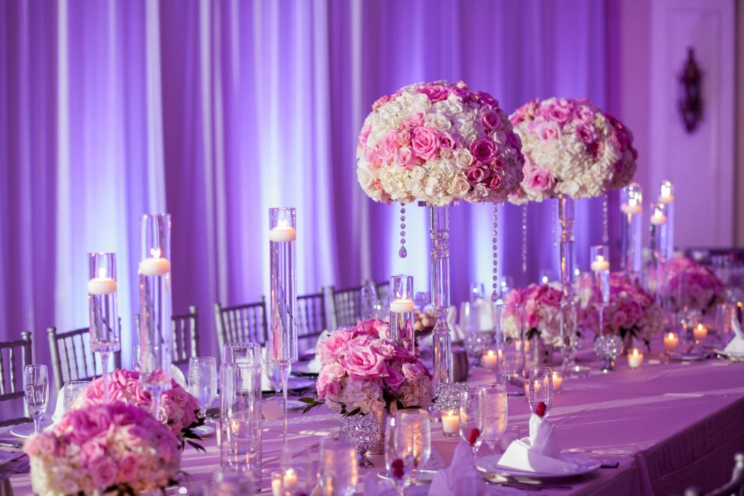 wedding-centerpiece 11 Tips on Mixing Antique and Modern Décor Styles