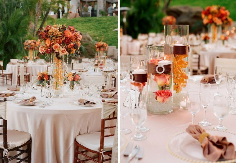 wedding-centerpieces-10 11 Tips on Mixing Antique and Modern Décor Styles