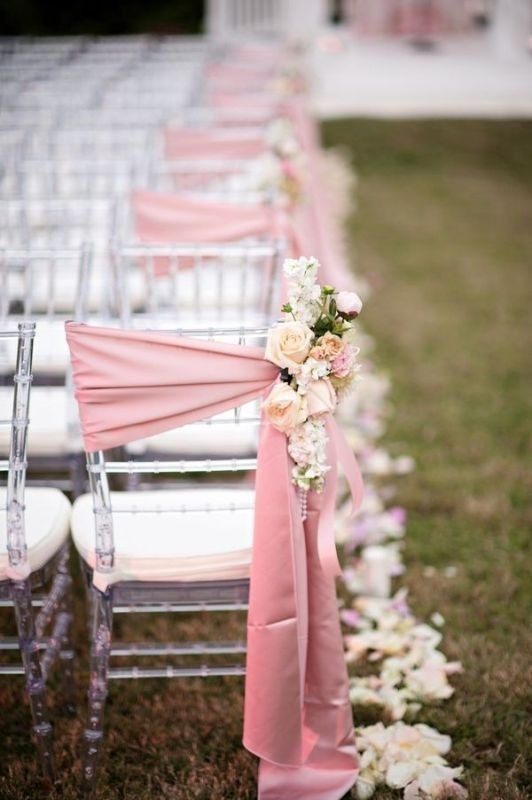 wedding-chair-decoration-ideas-1 88+ Unique Ideas for Decorating Your Outdoor Wedding