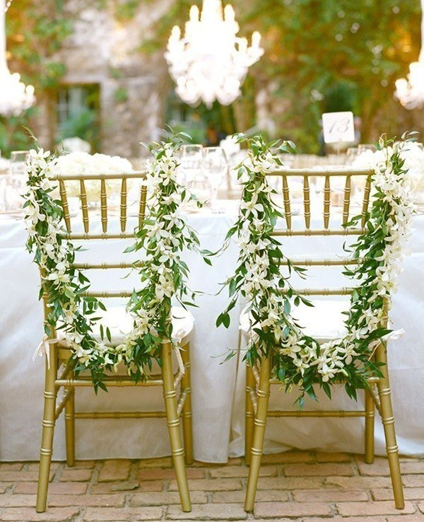 wedding-chair-decoration-ideas-12 88+ Unique Ideas for Decorating Your Outdoor Wedding