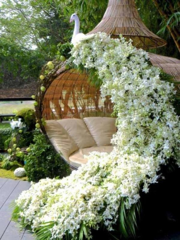 wedding-chair-decoration-ideas-13 88+ Unique Ideas for Decorating Your Outdoor Wedding