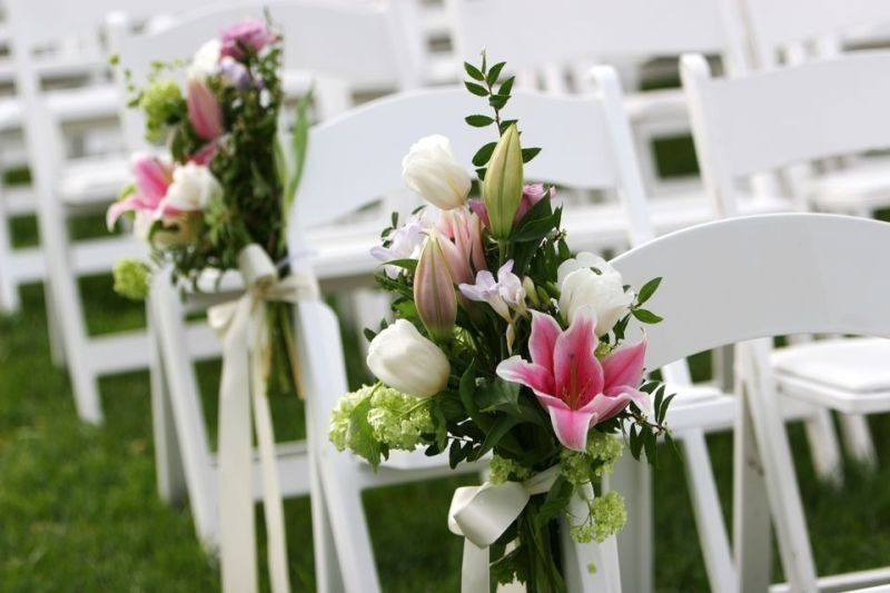 wedding-chair-decoration-ideas-21 88+ Unique Ideas for Decorating Your Outdoor Wedding