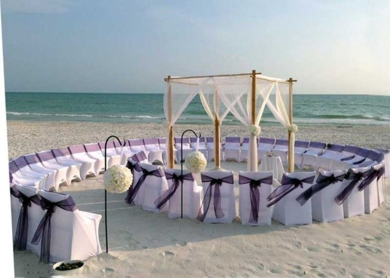 wedding-chair-decoration-ideas-23 88+ Unique Ideas for Decorating Your Outdoor Wedding