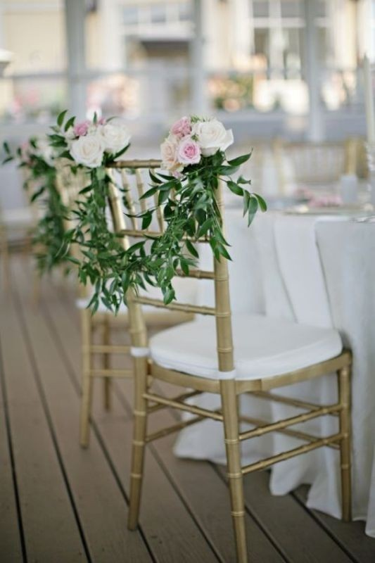 wedding-chair-decoration-ideas-4 88+ Unique Ideas for Decorating Your Outdoor Wedding