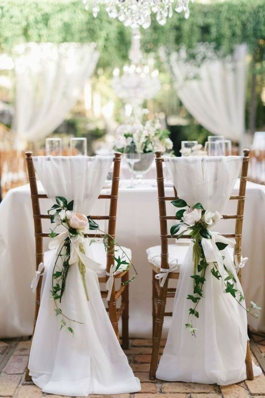 wedding-chair-decoration-ideas-7 88+ Unique Ideas for Decorating Your Outdoor Wedding