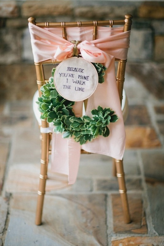 wedding-chair-decoration-ideas-9 88+ Unique Ideas for Decorating Your Outdoor Wedding