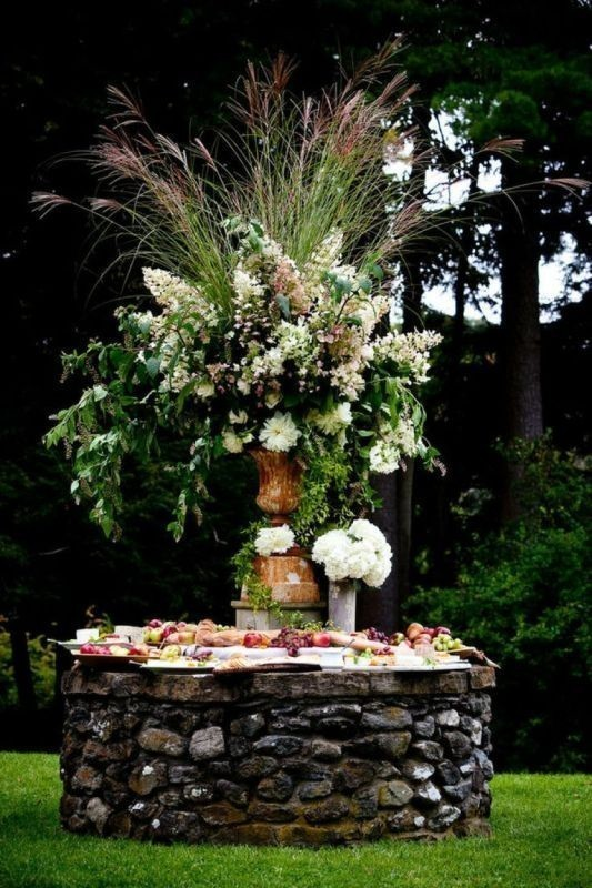 wedding-table-decoration-ideas-1 82+ Awesome Outdoor Wedding Decoration Ideas