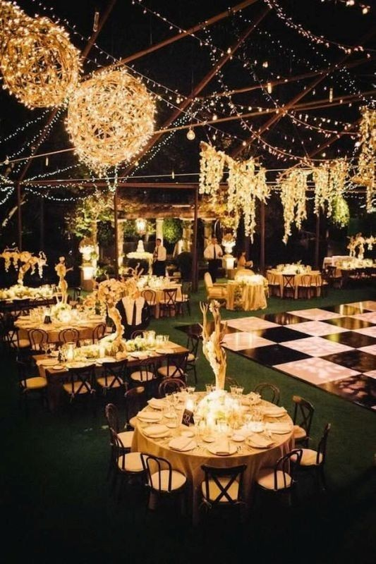 wedding-table-decoration-ideas-4 82+ Awesome Outdoor Wedding Decoration Ideas