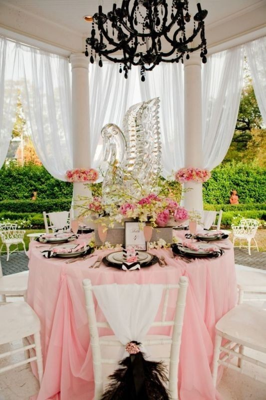 wedding-table-decoration-ideas-6 82+ Awesome Outdoor Wedding Decoration Ideas