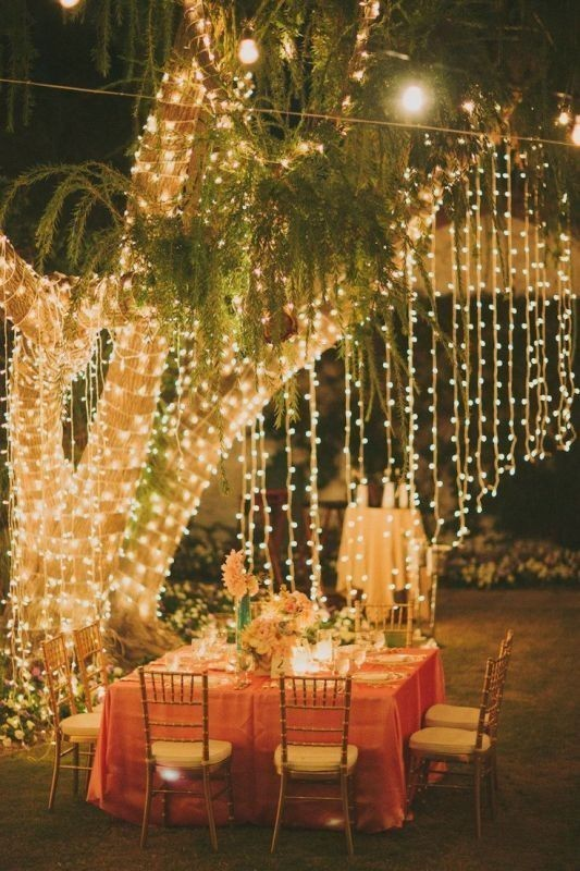 wedding-table-decoration-ideas-7 82+ Awesome Outdoor Wedding Decoration Ideas