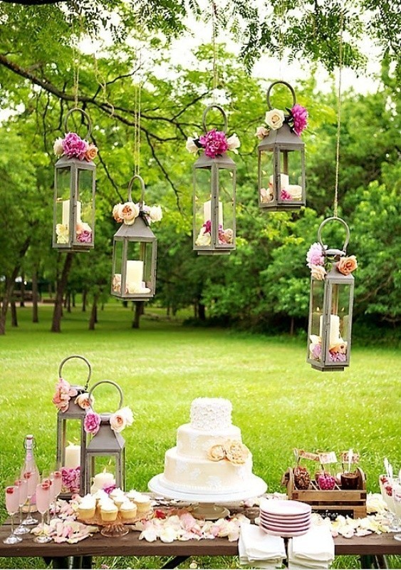 wedding-table-decoration-ideas-8 82+ Awesome Outdoor Wedding Decoration Ideas
