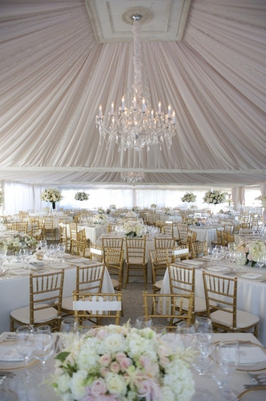 wedding-tent-decoration-ideas-1 88+ Unique Ideas for Decorating Your Outdoor Wedding