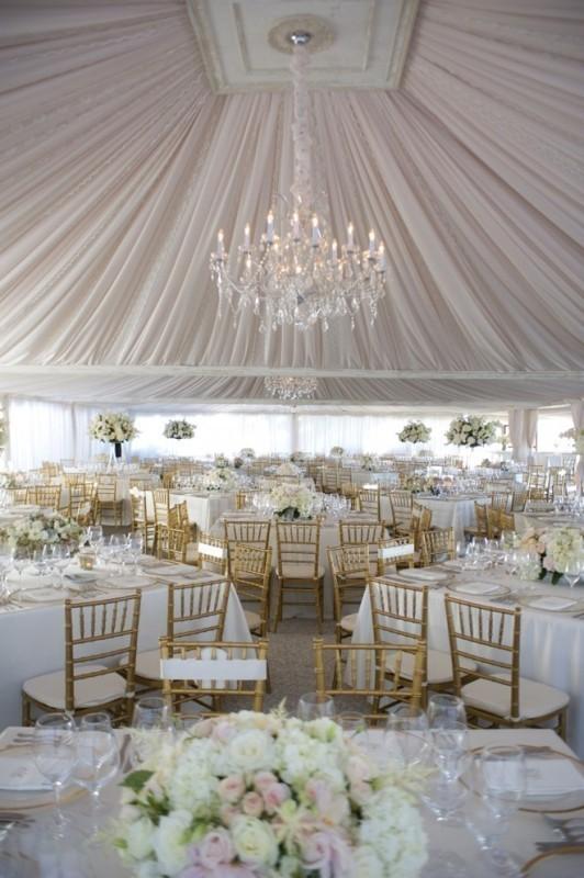 wedding-tent-decoration-ideas-1 88+ Unique Ideas for Decorating Your Outdoor Wedding