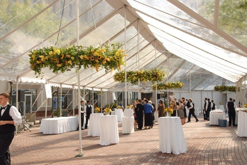 wedding-tent-decoration-ideas-17 88+ Unique Ideas for Decorating Your Outdoor Wedding