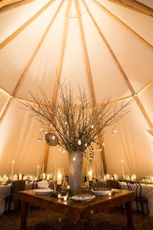 wedding-tent-decoration-ideas-4 88+ Unique Ideas for Decorating Your Outdoor Wedding