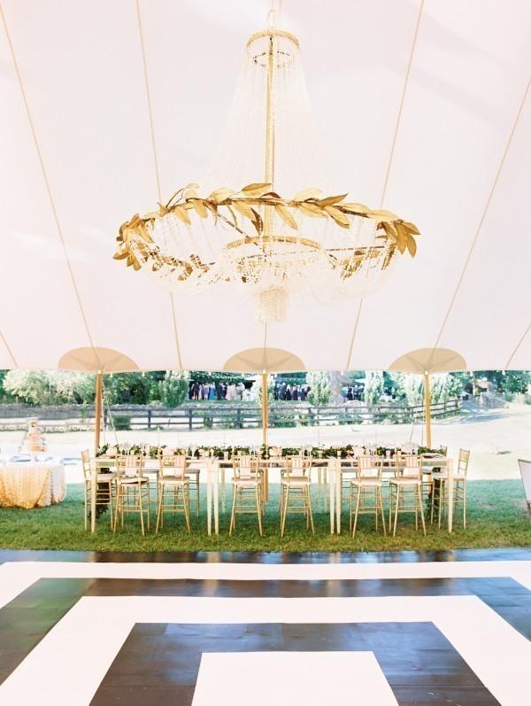 wedding-tent-decoration-ideas-5 88+ Unique Ideas for Decorating Your Outdoor Wedding