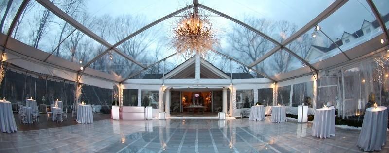 wedding-tent-decoration-ideas-8 88+ Unique Ideas for Decorating Your Outdoor Wedding
