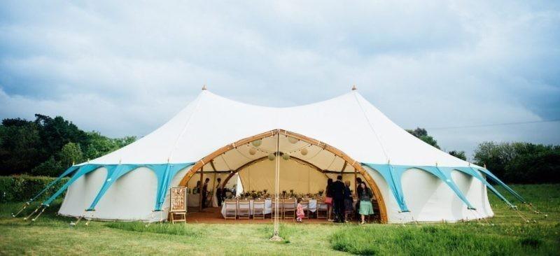 wedding-tent-decoration-ideas-9 88+ Unique Ideas for Decorating Your Outdoor Wedding
