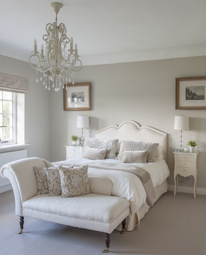white-and-off-white-bedroom >> Trending: 20 Bedroom Designs to Watch for in 2020