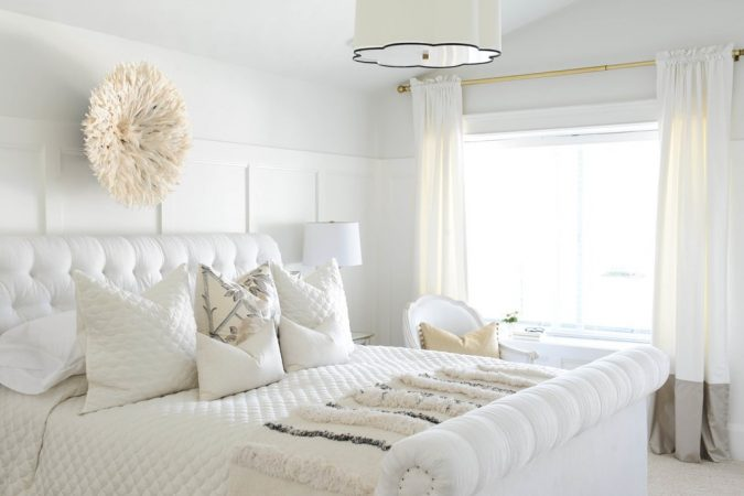 white-and-off-white-interior-design-How-Decorate-White-675x450 The 15 Newest Interior Design Ideas for Your Home in 2018