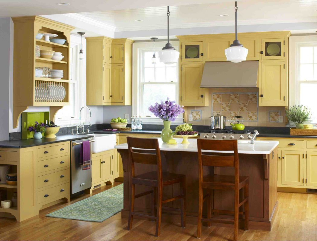 03mellowyellow 6 Affordable Organizing and Decoration Ideas for your Kitchen