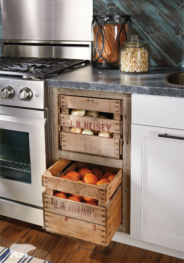 725adf6bebff3cfe9cf584b234ab4614 6 Affordable Organizing and Decoration Ideas for your Kitchen