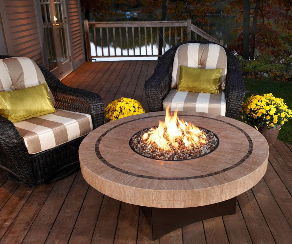 Beautify-Your-Backyard-With-These-Fire-Pit-Design-Ideas-3 Delightful and Affordable Fire pit Decoration Designs in 2018