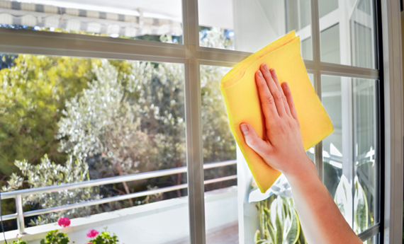 Clean-your-windows Improve the Curb Appeal of Your Home with These Simple Tips