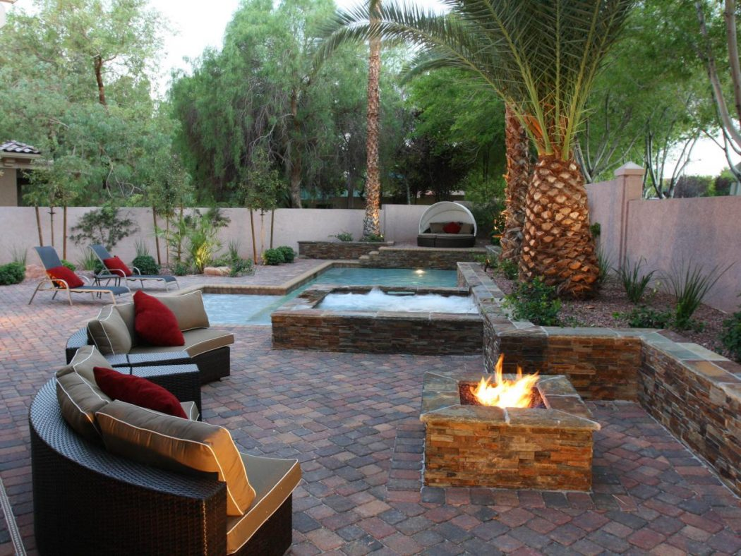 DP_Joseph-Vassallo-mixed-color-contemporary-pool-palm-tree_h.jpg.rend_.hgtvcom.1280.960 Delightful and Affordable Fire pit Decoration Designs in 2017