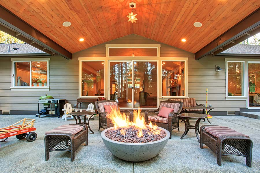 Firepits10 Delightful and Affordable Fire pit Decoration Designs in 2017