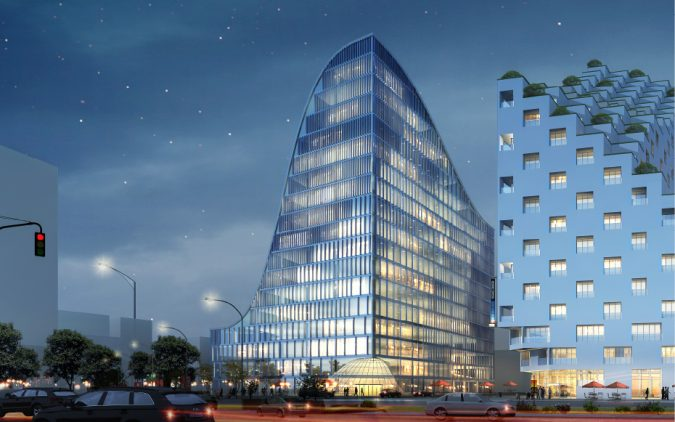 Hangzhou-Waves-hotel-china-675x422 17 Latest Futuristic Architecture Designs in 2020