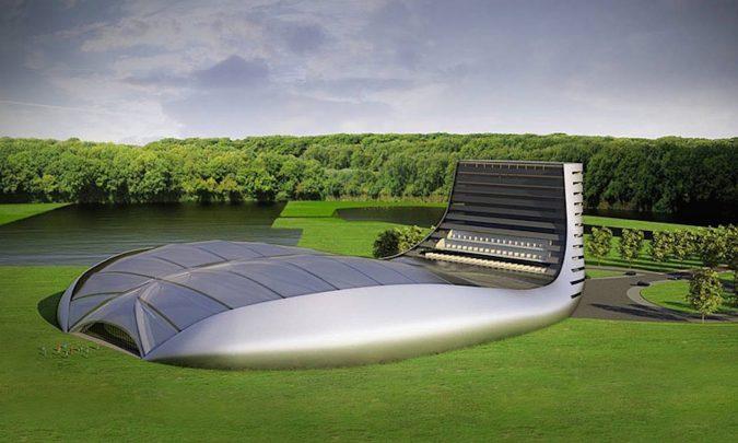 Indoor-Golf-Arena-2-675x405 17 Latest Futuristic Architecture Designs in 2020