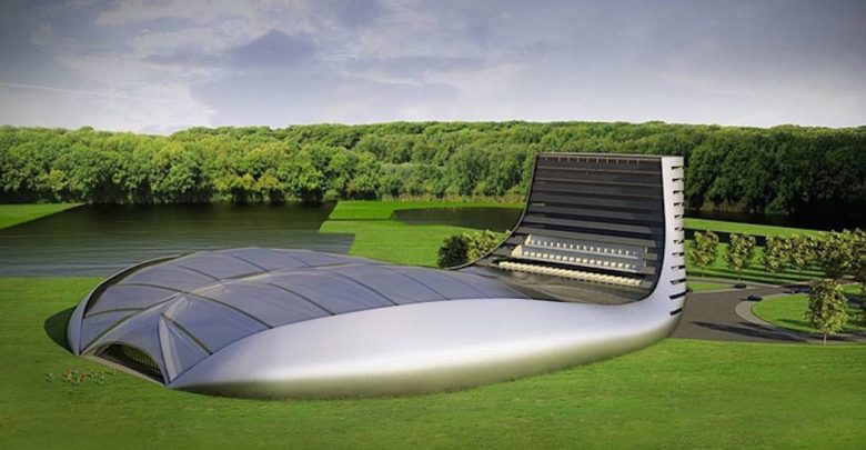 Photo of 17 Latest Futuristic Architecture Designs in 2020