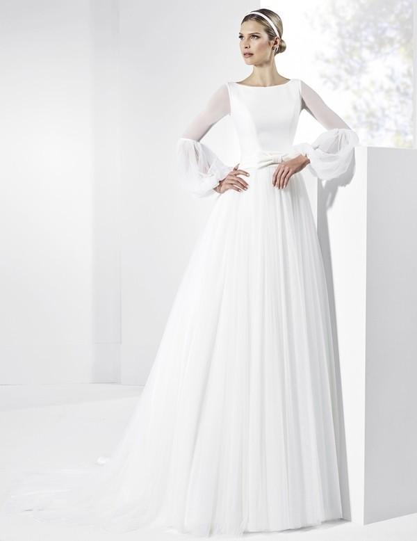 Muslim-wedding-dresses-103 84+ Coolest Wedding Dresses for Muslim Brides in 2020