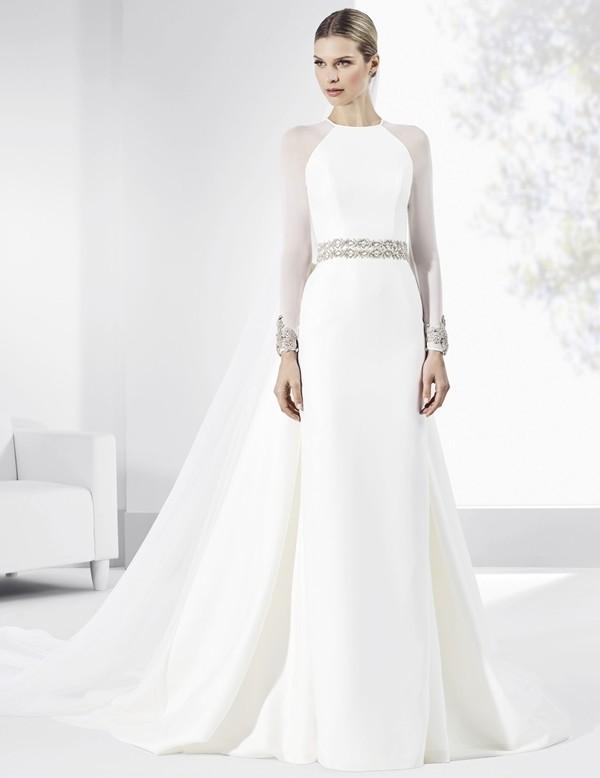Muslim-wedding-dresses-104 84+ Coolest Wedding Dresses for Muslim Brides in 2020