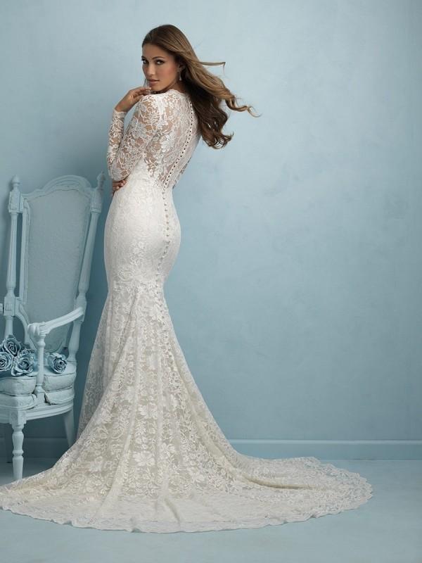 Muslim-wedding-dresses-111 84+ Coolest Wedding Dresses for Muslim Brides in 2020