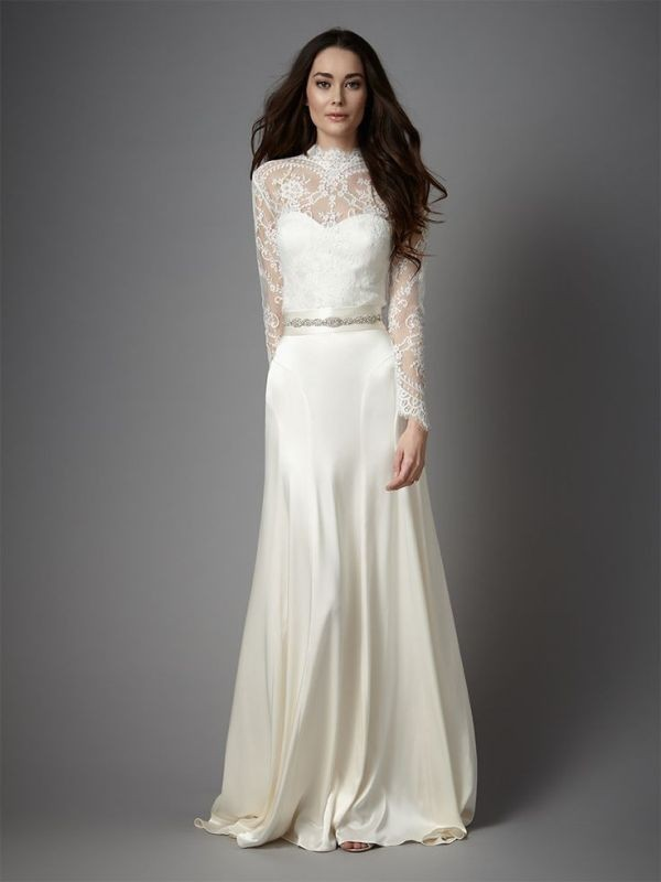 Muslim-wedding-dresses-112 84+ Coolest Wedding Dresses for Muslim Brides in 2020