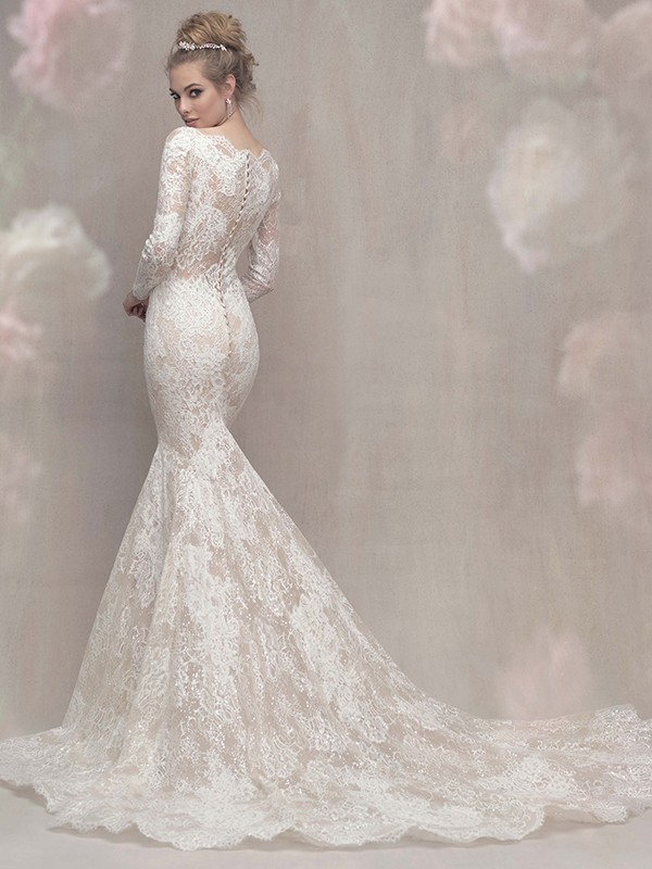 Muslim-wedding-dresses-114 84+ Coolest Wedding Dresses for Muslim Brides in 2018