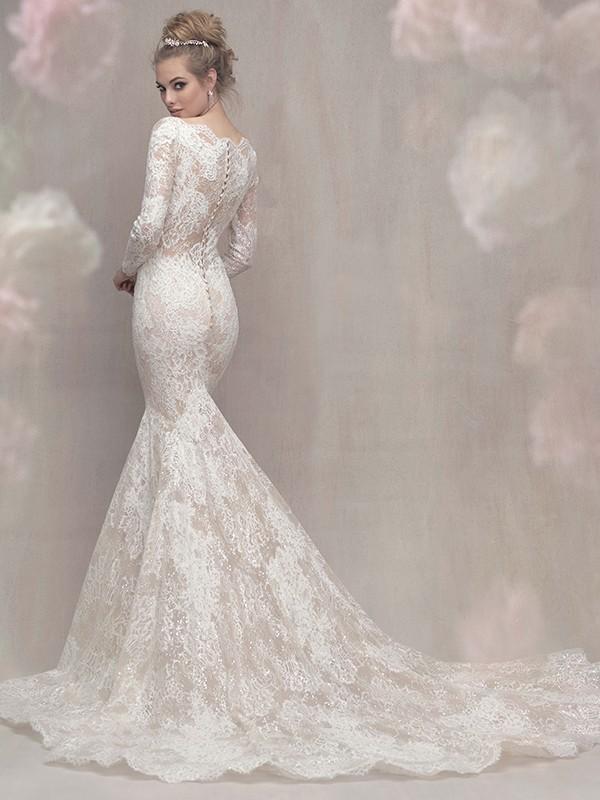 Muslim-wedding-dresses-114 84+ Coolest Wedding Dresses for Muslim Brides in 2020