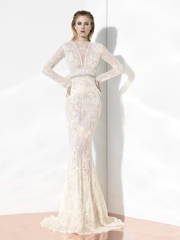 Muslim-wedding-dresses-115 84+ Coolest Wedding Dresses for Muslim Brides in 2020