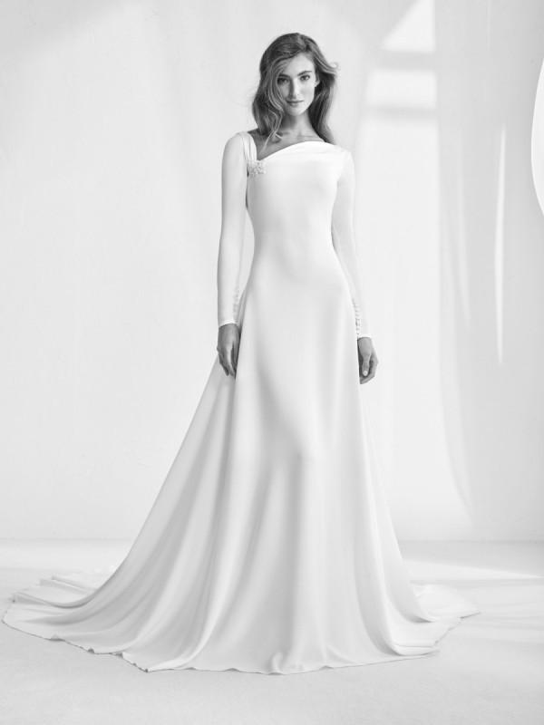 Muslim-wedding-dresses-117 84+ Coolest Wedding Dresses for Muslim Brides in 2020