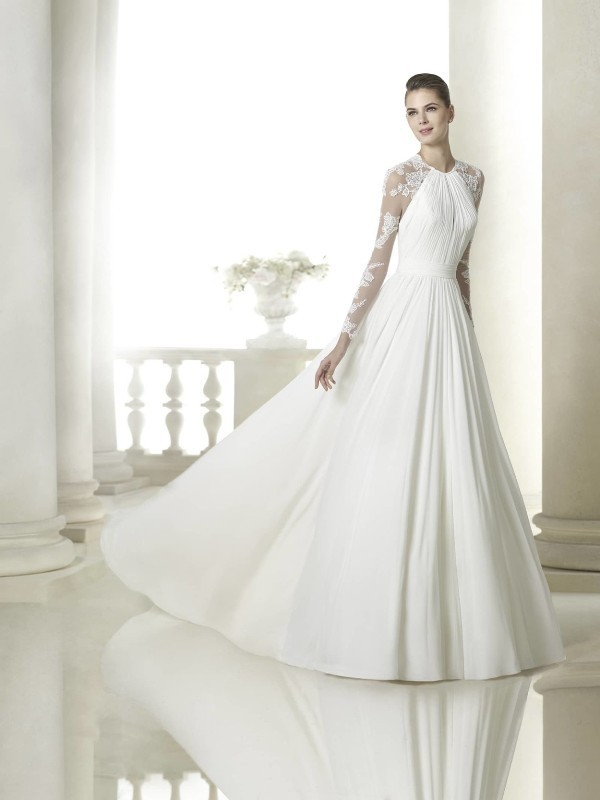 Muslim-wedding-dresses-128 84+ Coolest Wedding Dresses for Muslim Brides in 2020