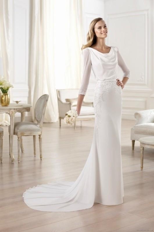 Muslim-wedding-dresses-15 84+ Coolest Wedding Dresses for Muslim Brides in 2020