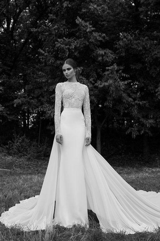 Muslim-wedding-dresses-16 84+ Coolest Wedding Dresses for Muslim Brides in 2020