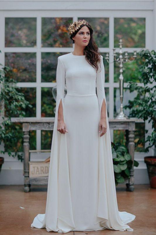 Muslim-wedding-dresses-23 84+ Coolest Wedding Dresses for Muslim Brides in 2020