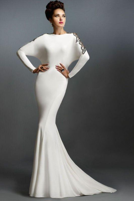 Muslim-wedding-dresses-24 84+ Coolest Wedding Dresses for Muslim Brides in 2020