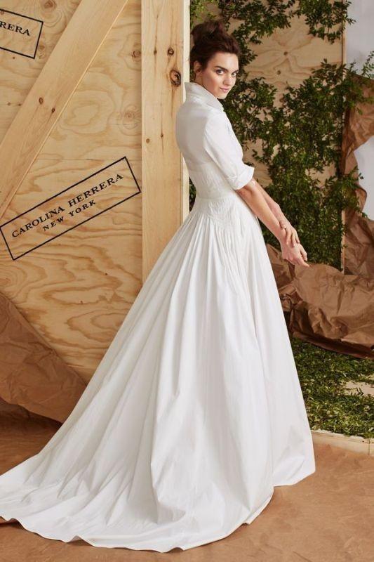 Muslim-wedding-dresses-27 84+ Coolest Wedding Dresses for Muslim Brides in 2020