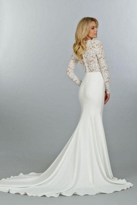 Muslim-wedding-dresses-29 84+ Coolest Wedding Dresses for Muslim Brides in 2020
